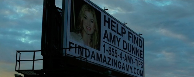 "Help Find Amy Dunne: a marketing campaign for ""Gone Girl"""