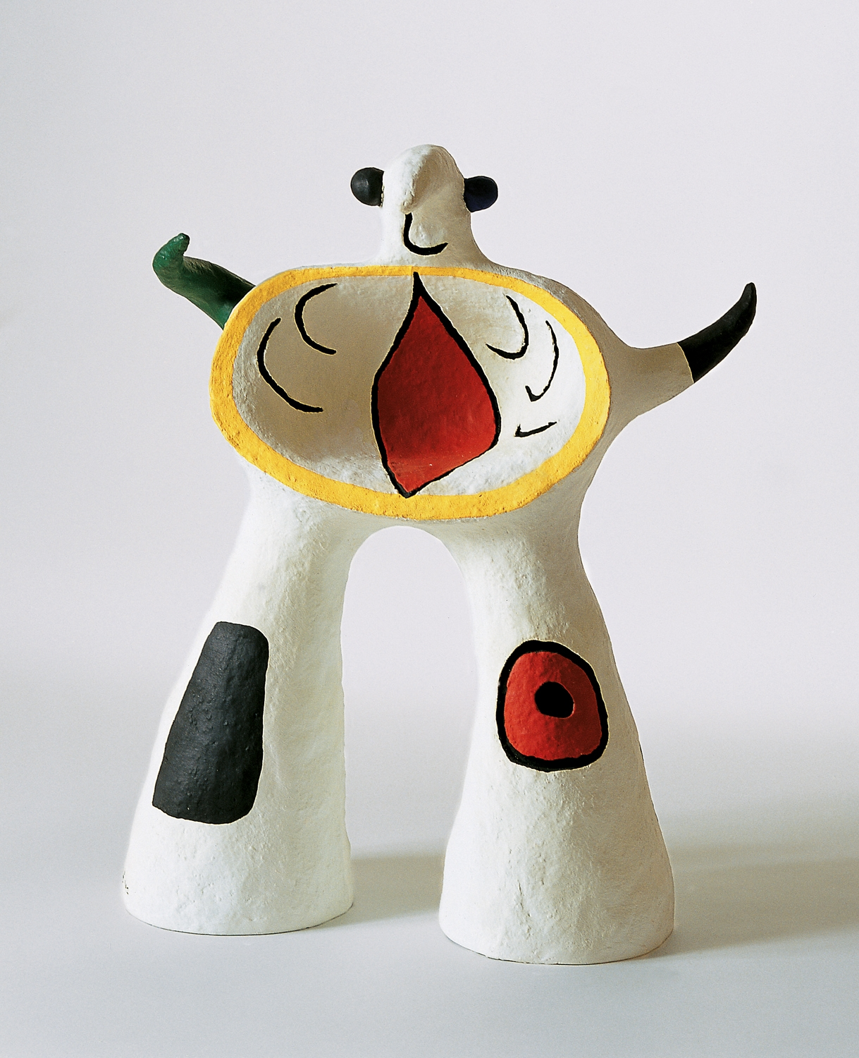 """Project for a monument"", 1972. 51 x 38,5 x 25 cm. © Successione Miró by SIAE 2014."