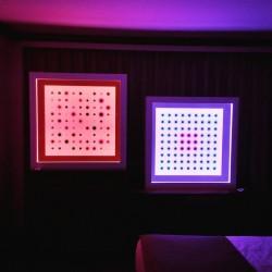 "Neil Shirreff's ""light movements"""