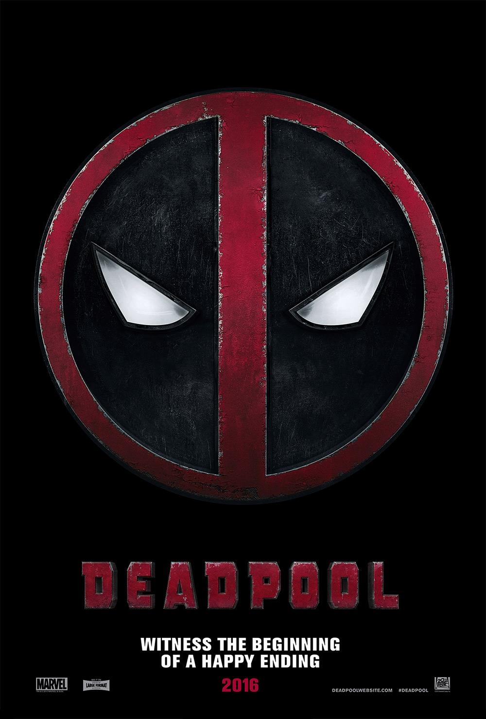 """Poster for """"Deadpool"""""""