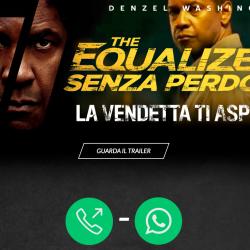 """Home page for """"La vendetta ti aspetta"""""""